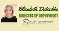 HCS ASKS ELIZABETH DUTSCHKE TO FILL DIRECTOR OF EMPLOYMENT ROLE