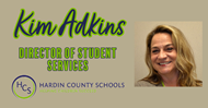 ADKINS ASKED TO BECOME PERMANENT HCS DIRECTOR OF STUDENT SERVICES